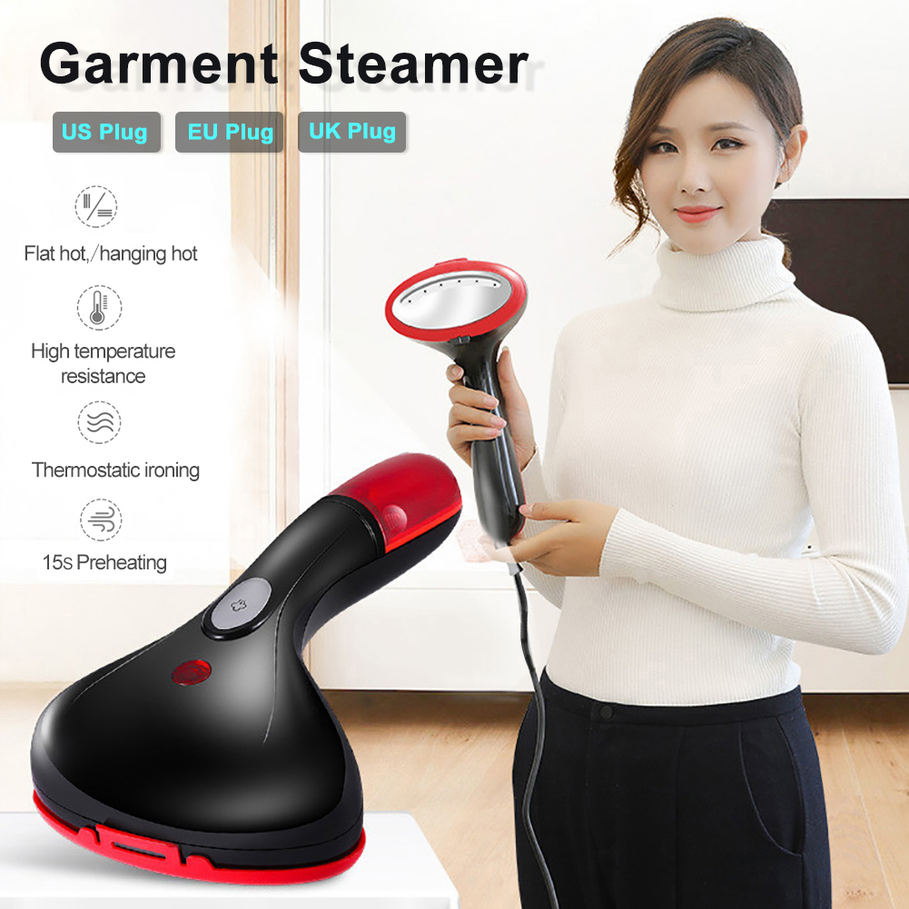 Portable Handheld Clothes Garment Steamer Steam Iron Set for